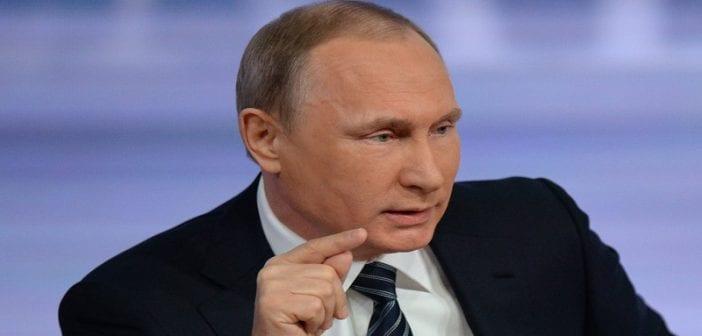 L'inquiétante ,annonce , Vladimir Poutine, Sur La Situation, Libyenne