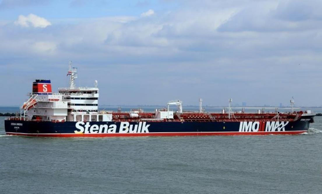 La France donne un ultimatum à l'Iran de libérer le navire britannique dans les meilleurs délais ….