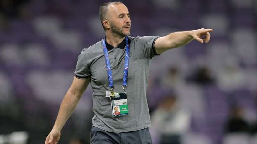 CAN 2019 – Le coach Algérien sur la finale : « On peut bien la perdre… »