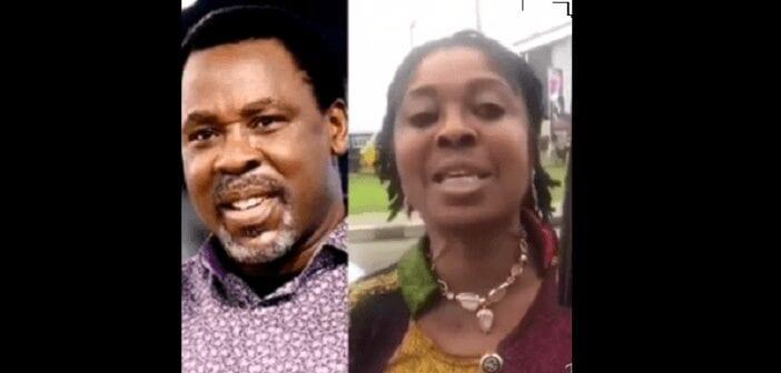 Le pasteur TB Joshua accusé d'agression sexuelle (vidéo)