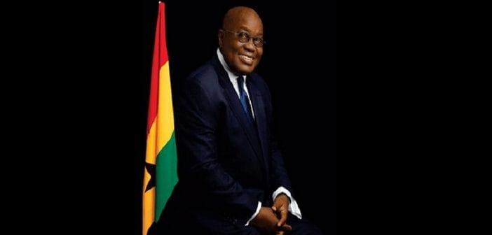 Le Président Ghanéen, Akufo Addo ,désigné,meilleur Président De L'afrique