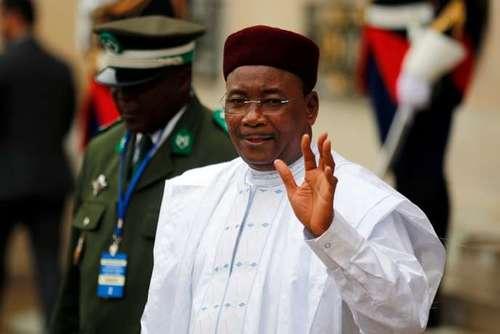 Le president Issoufou du Niger est le nouveau président en exercice de la CEDEAO.