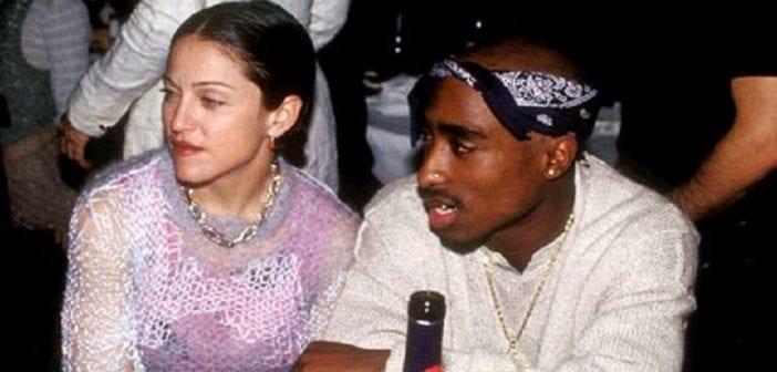 Le prix fou de la lettre de rupture de Tupac adressée à Madonna dévoilé