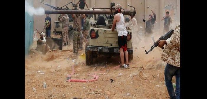 Les puissances mondiales appellent à un cessez-le-feu immédiat en Libye