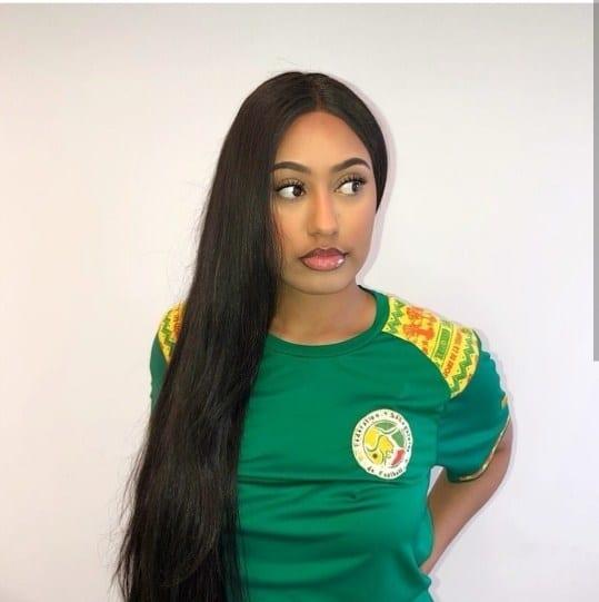Maana Supportrice Du Sénégal 3