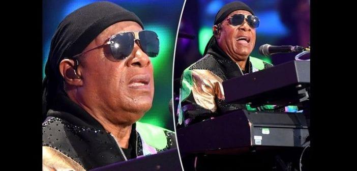 Malade, Stevie Wonder ,fait,importante Annonce,fans ,vidéo
