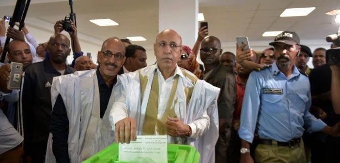 Mauritanie : Le conseil constitutionnel valide les résultats du 1er tour