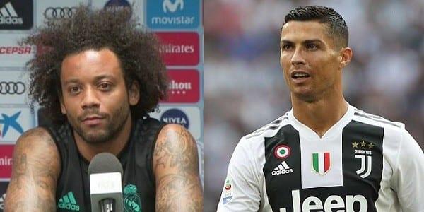 Mercato: Le message de Marcelo à Ronaldo sur la rumeur de son départ