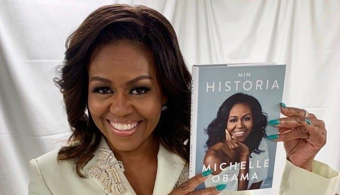 Michelle Obama devient la « femme la plus admirée du monde »