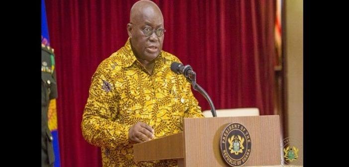 Nana Akufo-Addo : « aucun père Noël ne viendra développer notre continent »