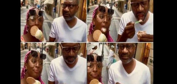Nigeria : Un milliardaire se rend en Italie avec sa famille juste pour acheter de la glace (vidéo)
