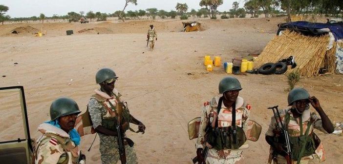 Niger,un Camp Militaire ,attaqué ,frontière Malienne