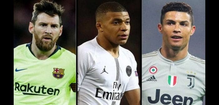 PSG: Kylian Mbappé comparé à Messi et Ronaldo, la réponse de Leornad