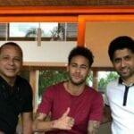 Psg, Le Président Al Khelaïfi ,présente Ses Conditions , Neymar