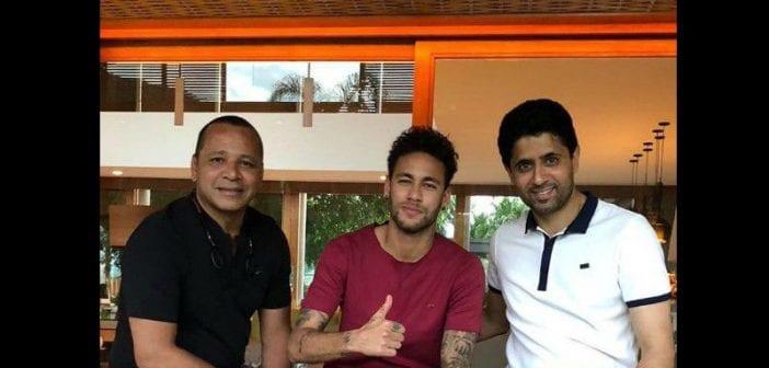 PSG: Le président Al-Khelaïfi présente ses conditions pour Neymar