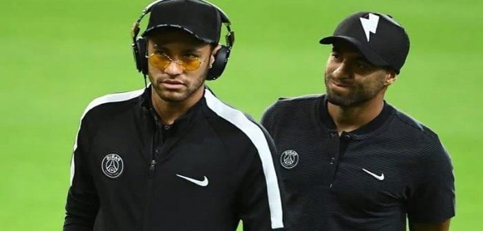 PSG: Lucas révèle la réaction de Neymar après son transfert à Tottenham