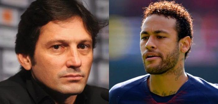 PSG: Le message fort de Leonardo à Neymar enflamme la toile