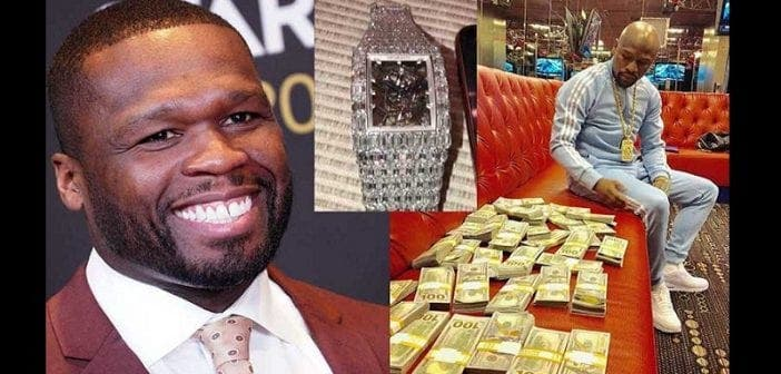 People, 50 Cent, Clashe, Floyd Mayweather, La Toile S'enflamme