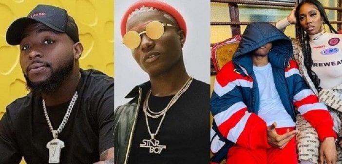 People: Davido est la célébrité nigériane la plus riche sur Instagram