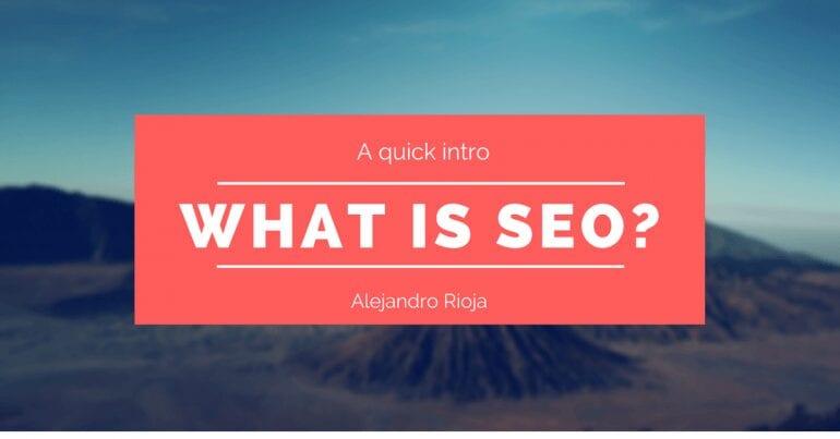 Qu'est-ce que le référencement (SEO) – Et comment ça marche? [Introduction facile pour les débutants]