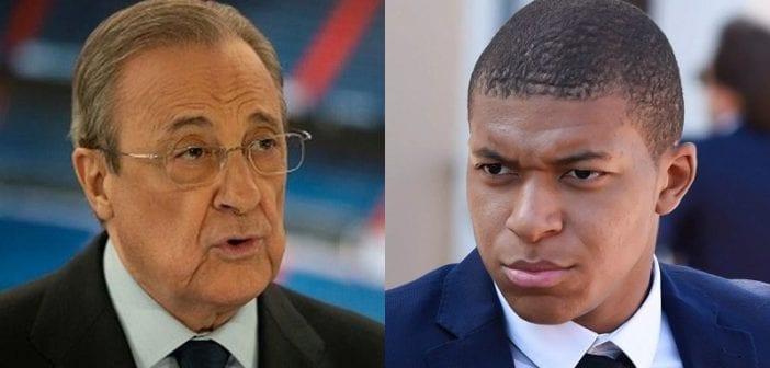 Réal Madrid: Les conditions de Florentino Pérez pour l'arrivée de Mbappé