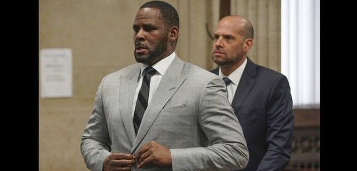 R.Kelly: Le chanteur retourne une nouvelle fois en prison