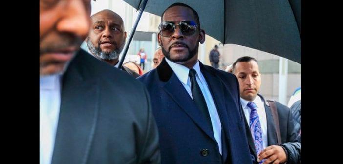 R.Kelly: nouveau coup dur pour le chanteur