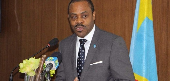 Rdc,ebola, Démission ,ministre De La Santé