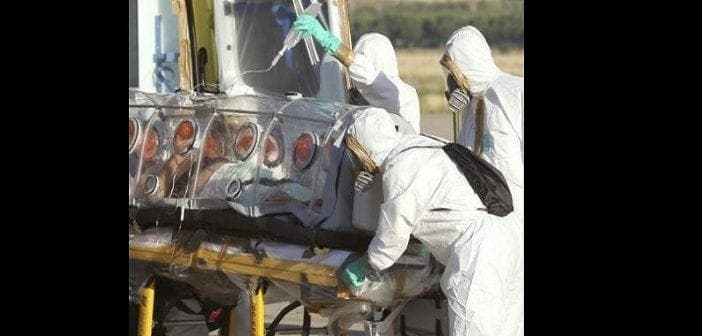 Rdc,un Patient Atteint ,virus, Ebola ,s'échappe , Centre De Traitement