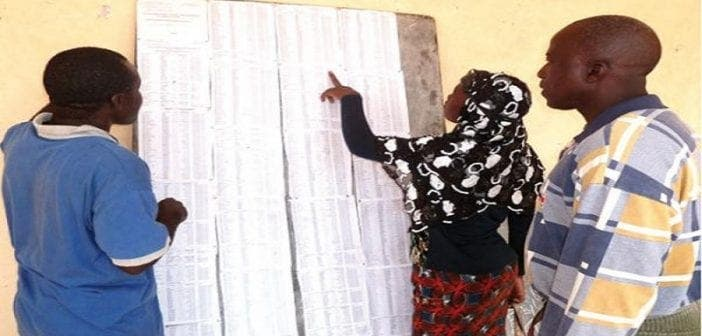 Sénégal,une école Affiche , Taux De Réussite De 100% ,baccalauréat