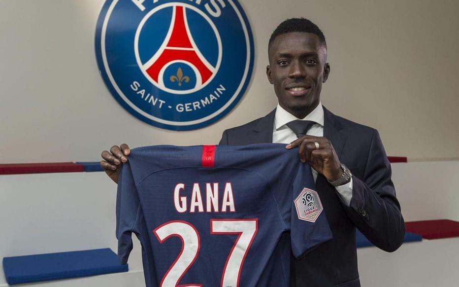 Football : Le joueur Idrissa Gueye pose ses valises au PSG