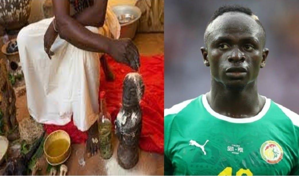 CAN 2019: Un féticheur béninois dit vouloir provoquer un arrêt cardiaque a Sadio Mané durant la rencontre