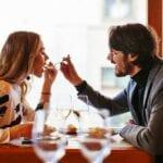 Selon Une étude ,femmes Acceptent, Rencards , Pouvoir Manger, Gratuitement