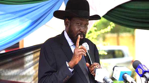 Soudan du Sud : le gouvernement interdit le chant de l'hymne national en l'absence du président
