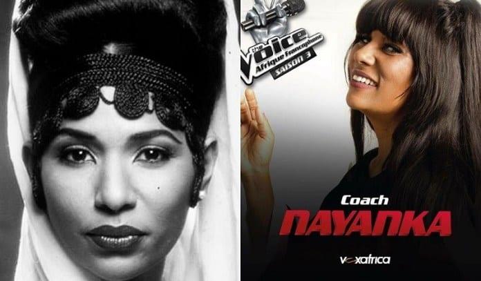 Tv ,come Back Retentissant, Nayanka Bell, Nouvelle Coach , The Voice Afrique Francophone