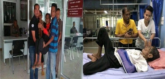 Thaïlande : Un homme de 71 ans arrêté pour avoir violé sa voisine de 89 ans