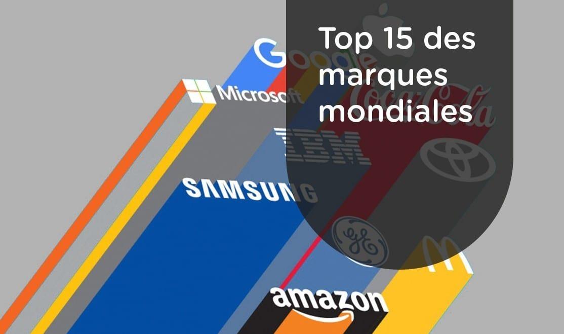 Top 15 Des Meilleures Marques Mondiales (2000 2018)
