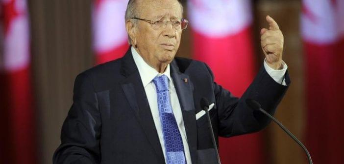 Tunisie : Décès du président Béji Caid Essebsi