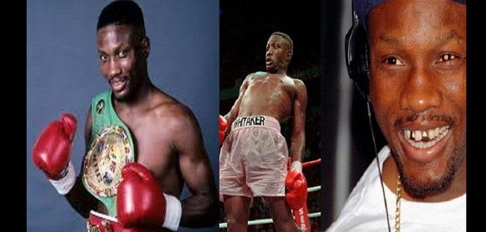 USA: La légende de la boxe Pernell Whitaker trouve la mort dans un accident