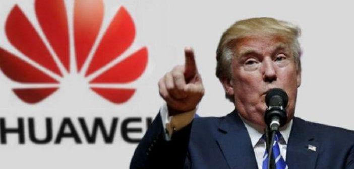 Usa,les Entreprises Américaines, Peuvent Vendre Leurs ,équipements ,huawei,dixit ,donald Trump