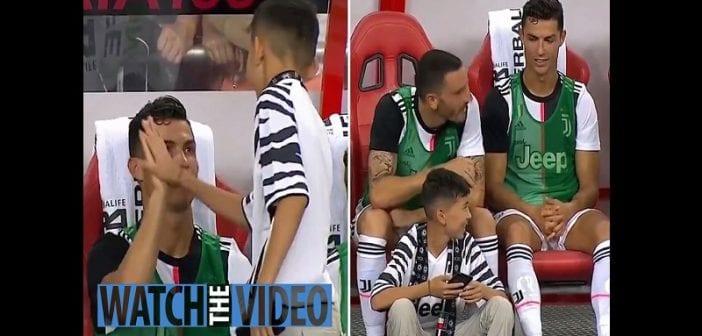 Un adolescent de 14 ans arrêté par la police à cause de Cristiano Ronaldo