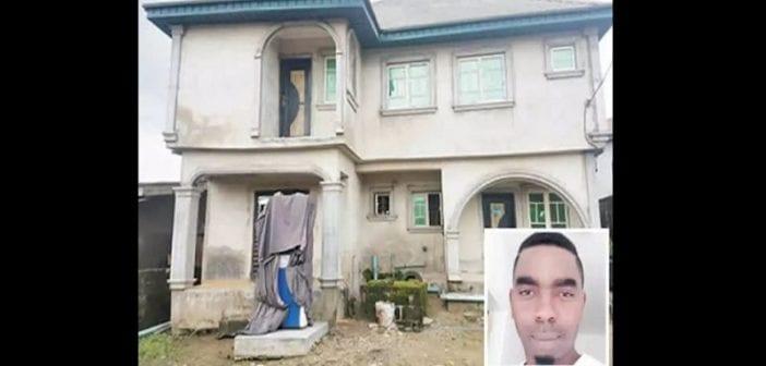 Un Jeune Nigérian, Trouve, Mort De Façon ,étrange , Obtenu , Visa Canadien