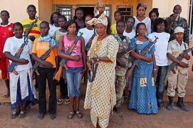 Nigeria: Une attaque de Boko Haram repoussée par des femmes armées