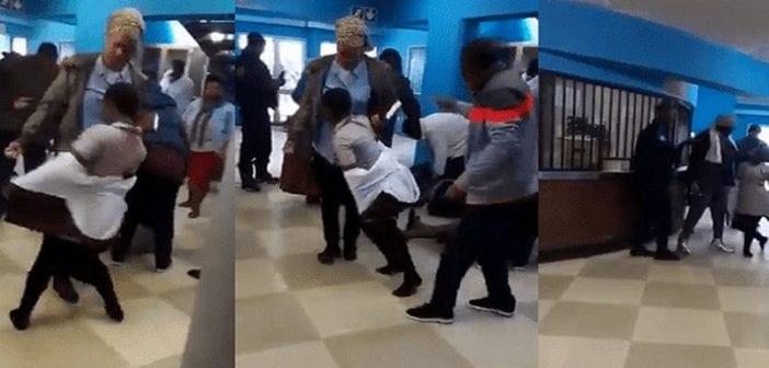 """Vidéo: des élèves d'une école primaire s'évanouissent après une attaque """"mystique"""""""