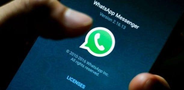 Whatsapp victime d'une faille de sécurité, Ecoutez l'explication !