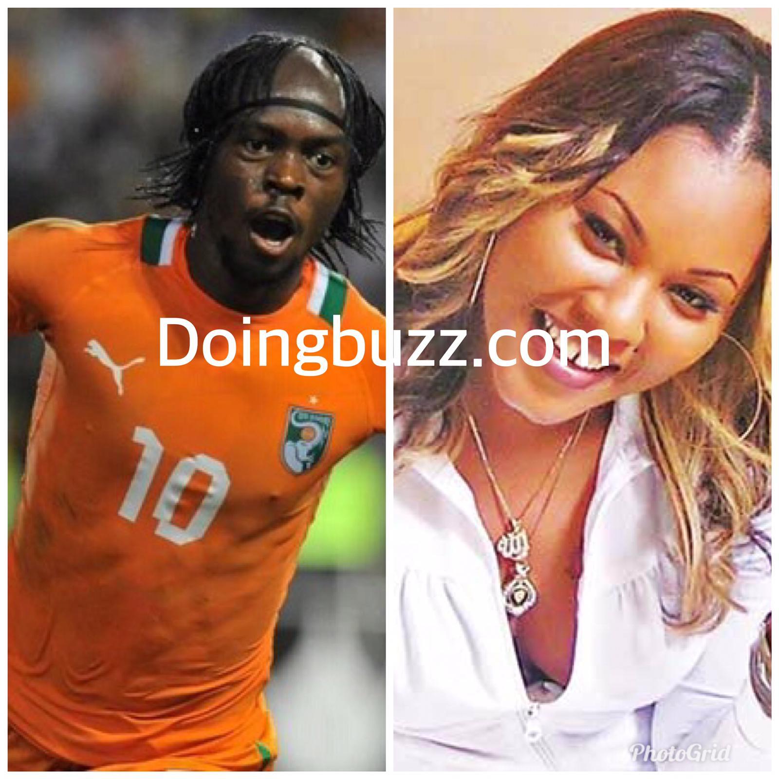Le footballeur Gervihno attaqué par une prénommée Yasmine qui dévoile leurs conversations intimes