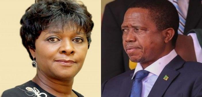 Zambie: Le président limoge la ministre des Finances, Margaret Mwanakatwe