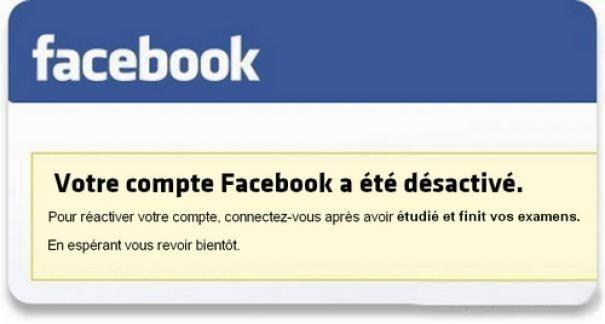 Solution: Mon compte Facebook est désactivé : comment le réactiver ?