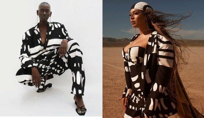 Mode : Beyoncé habillée par les créatrices africaines Sarah Diouf et LaFalaise Dion dans le clip « Spirit » du Roi Lion