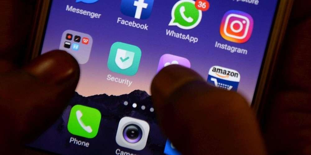 La Panne Concerne Facebook Messenger Instagram Et Whatsapp